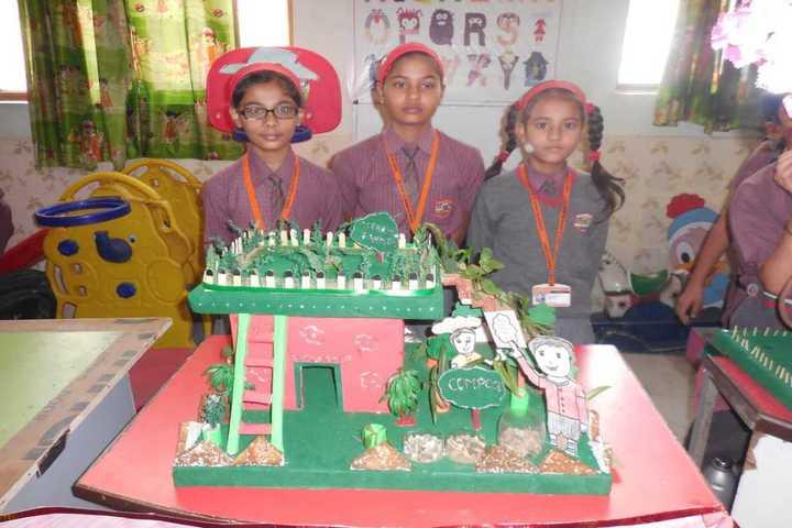 Dayanand Bal Mandir-Exhibition1