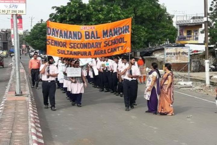 Dayanand Bal Mandir-Rally