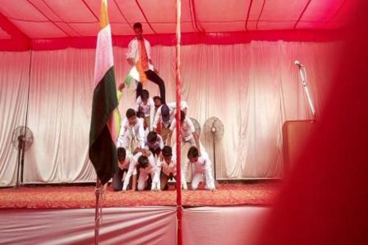 Dayanand Bal Mandir Senior Secondary School-Republic day