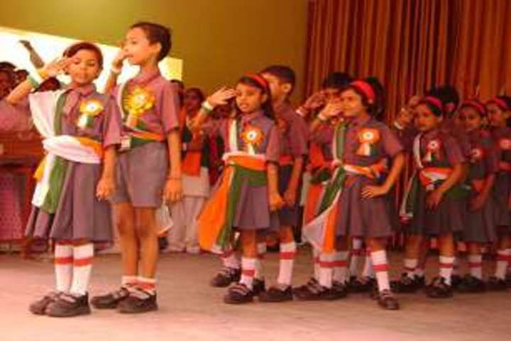 Dayanand Bal Mandir Senior Secondary School-Independence Day