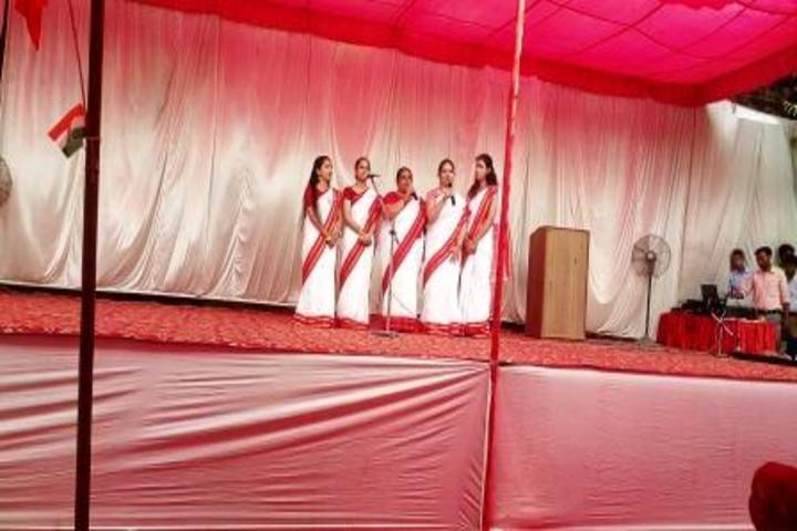 Dayanand Bal Mandir-Singing