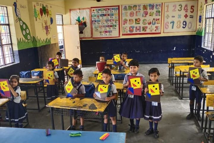Dayanand Dinanath Education Centre-Art and Craft