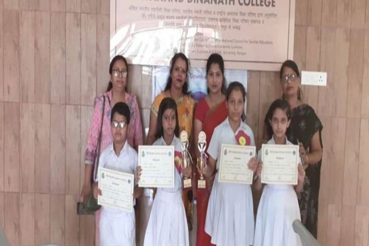 Dayanand Dinanath Education Centre-Awards