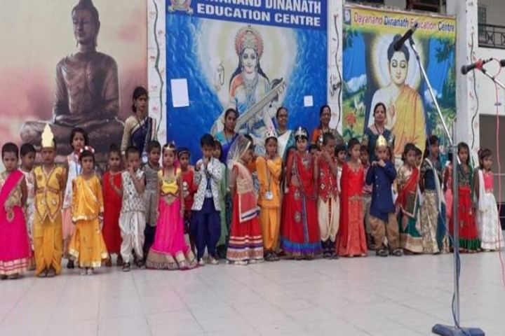 Dayanand Dinanath Education Centre-Fancy Dress