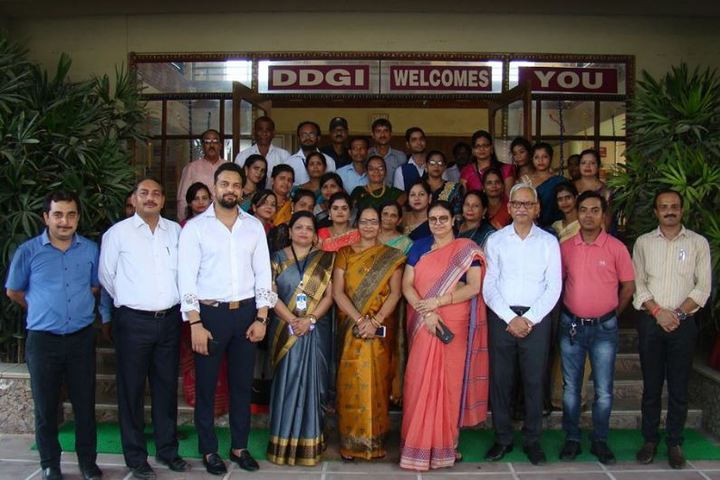 Dayanand Dinanath Education Centre-Staff