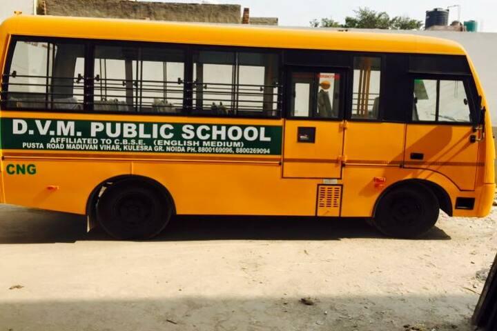 Dayanand Vidya Mandir-Bus Transport