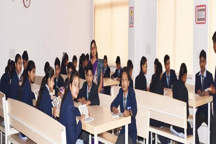 Dayanand Vidya Mandir-Classroom