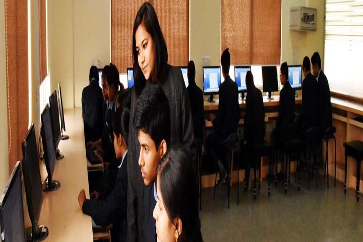 Dayanand Vidya Mandir-Computer lab