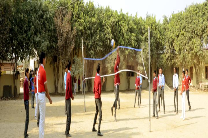 Dayanand Vidya Mandir-Volleyball
