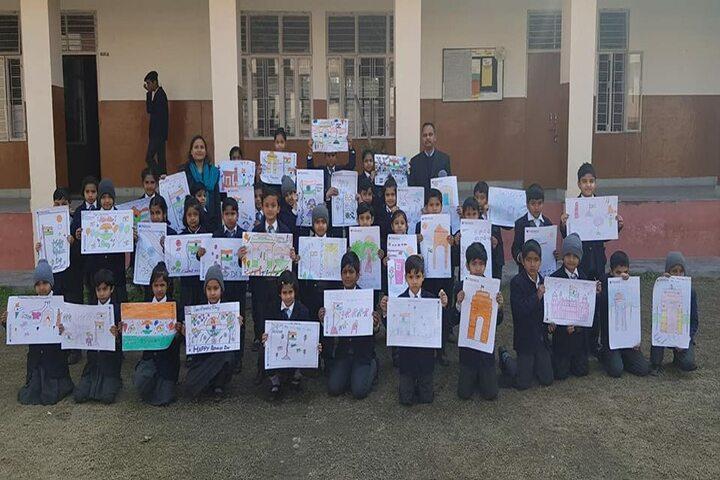 Dayawati Dharmavira Public School-Activity1
