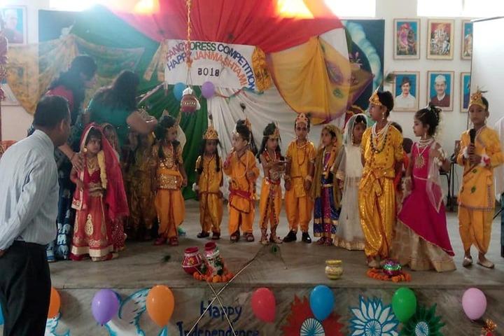 Dayawati Dharmavira Public School-Fancy Dress