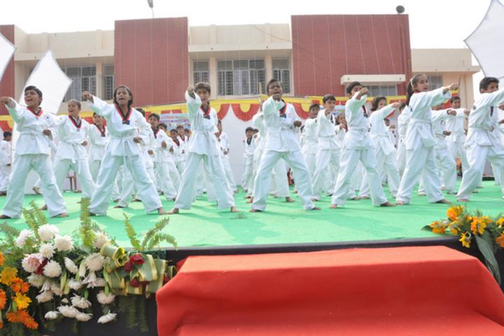 Dayawati Dharmavira Public School-Karatte