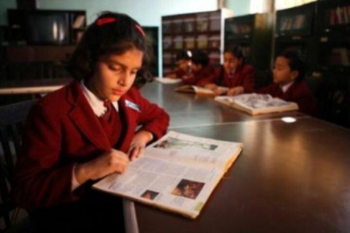 Dayawati Modi Academy-Library