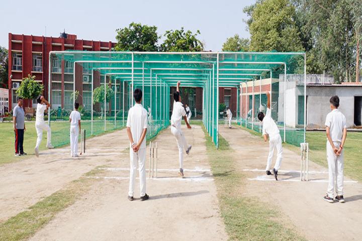 Dayawati Modi Academy-Cricket Academy