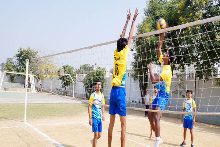 Dayawati Modi Academy-Volley ball
