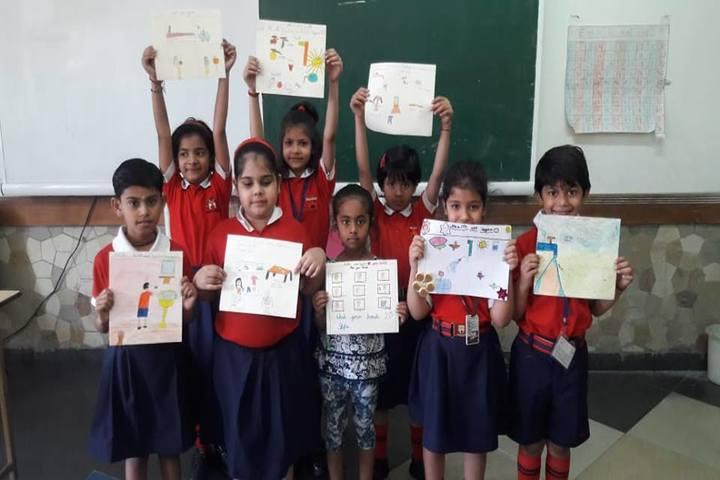 Dayawati Modi International-Activity