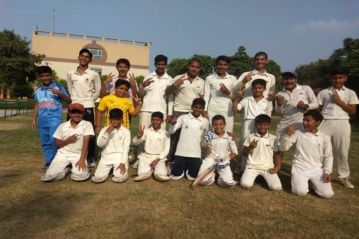 Dayawati Modi International-Cricket team
