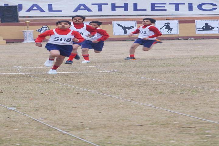 Dayawati Modi International-Sports day