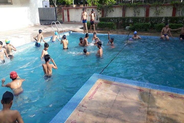 Dayawati Modi International-Swimming pool