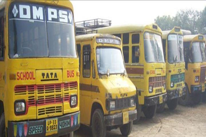 Dayawati Modi Public School-Bus Transport