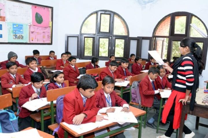 Dayawati Modi Public School-Classroom