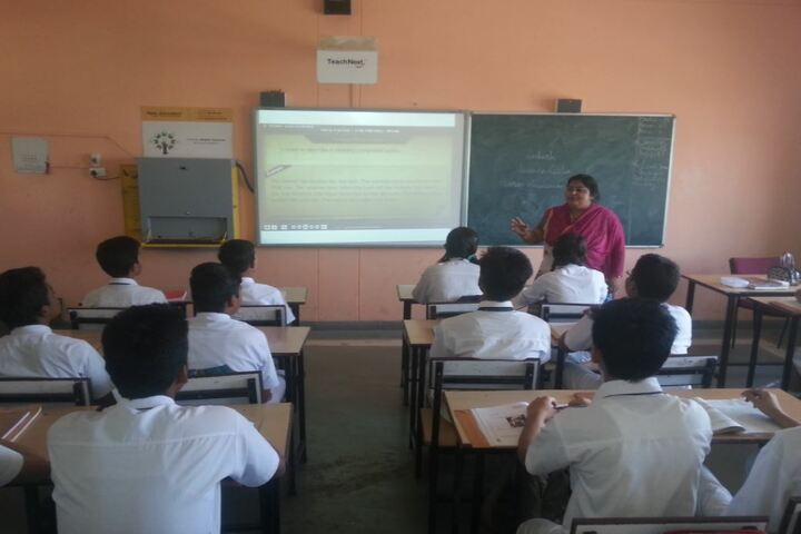 Senior Secondary Delhi Public School-A V Room