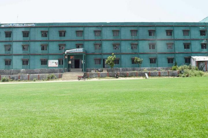 Senior Secondary Delhi Public School-Campus View