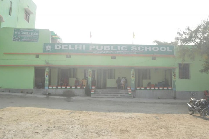 Senior Secondary Delhi Public School-Play Area