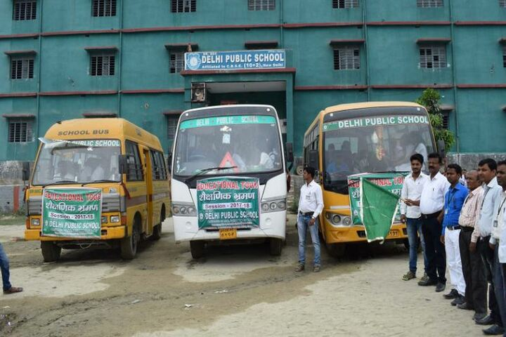 Senior Secondary Delhi Public School-Transport