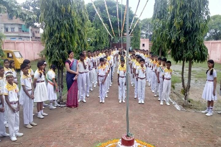 Dehradoon Public School-Assembly