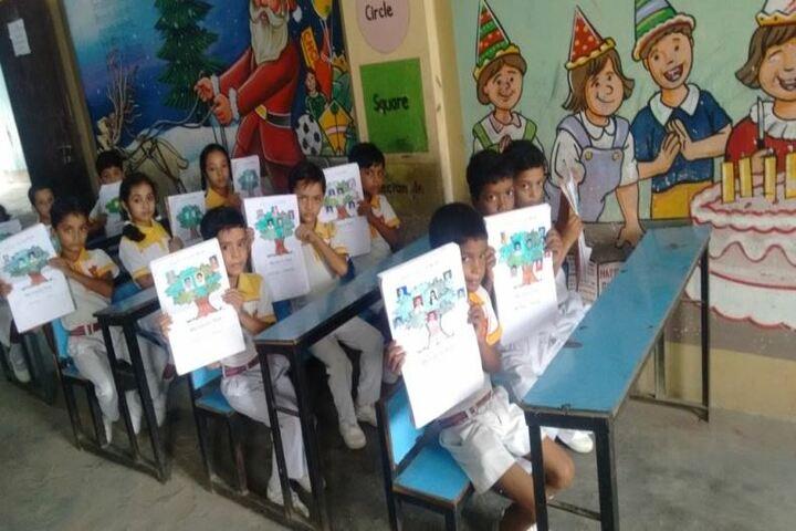 Dehradoon Public School-KG Classroom