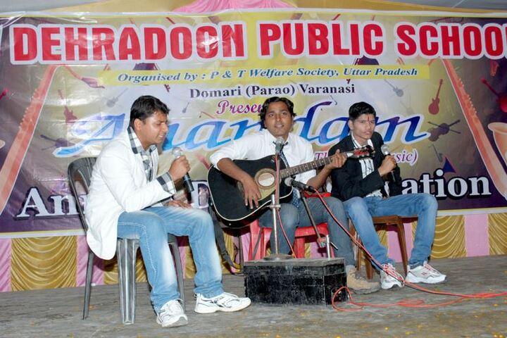 Dehradoon Public School-Music