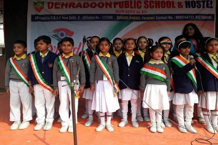 Dehradoon Public School-Singing