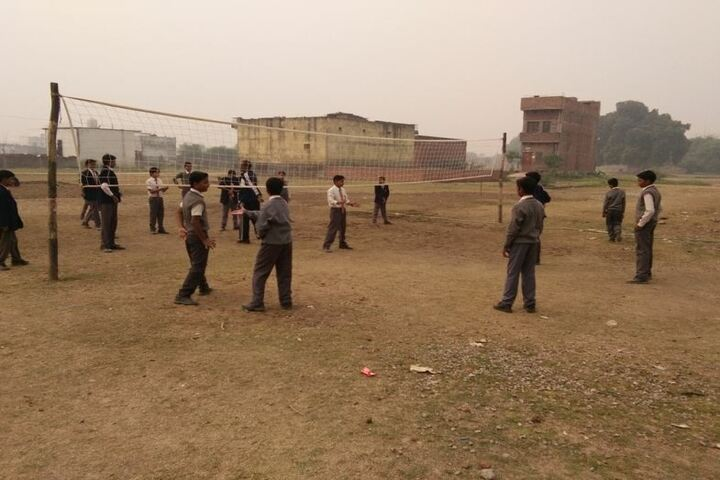 Dehradoon Public School-Volleyball