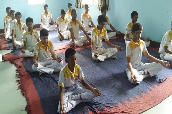 Dehradoon Public School-Yoga