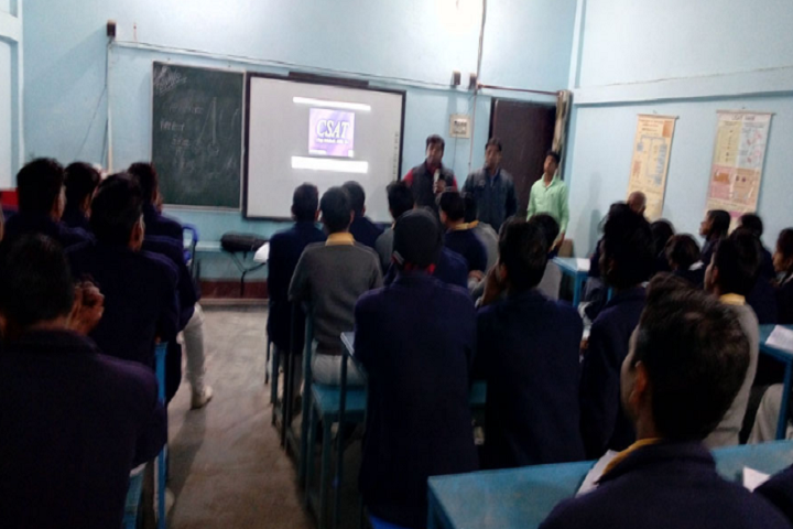 Dehradoon Public School-Classroom