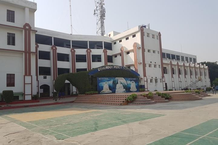 Dehradun Public School-Campus