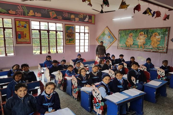 Dehradun Public School-KG Classroom