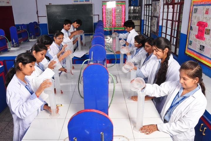 Dehradun Public School-Science lab