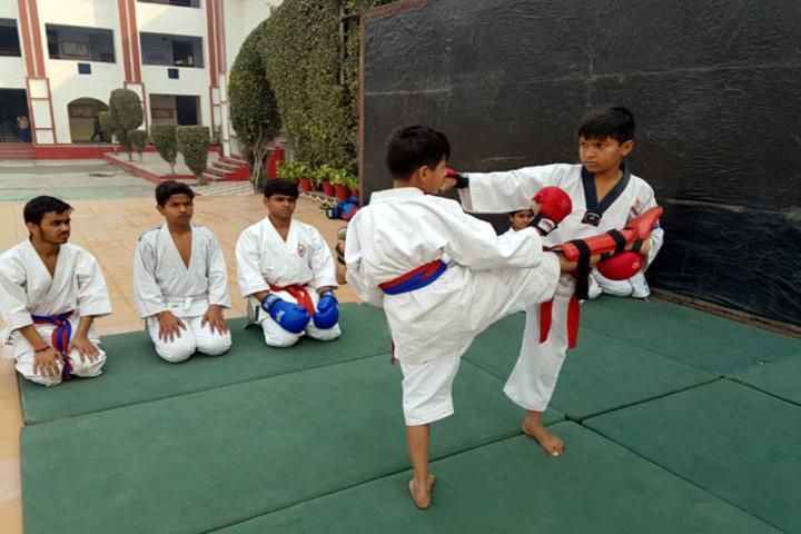 Dehradun Public School-Sports