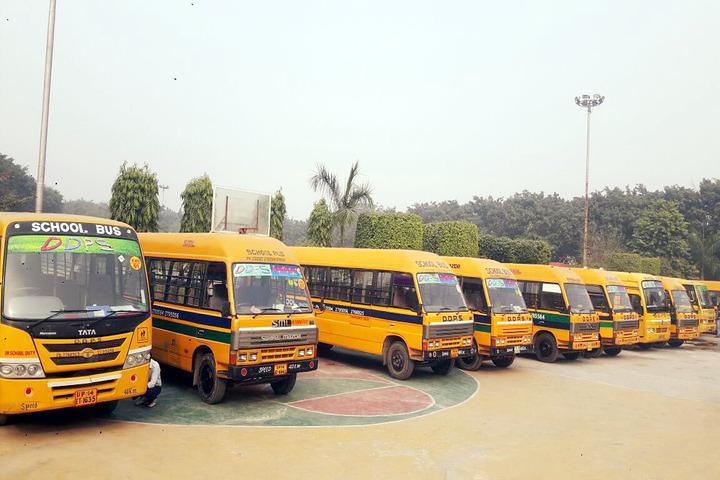 Dehradun Public School-Transport