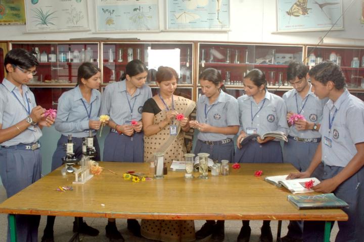 Dehradun Public School-Biology-Lab