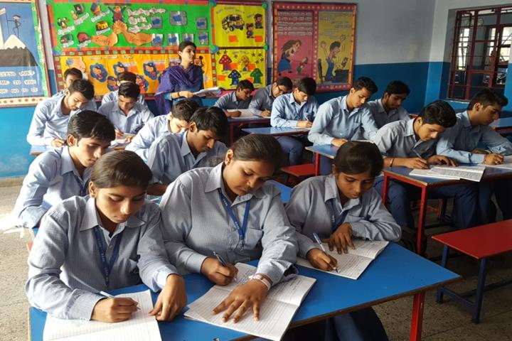 Dehradun Public School-Classroom