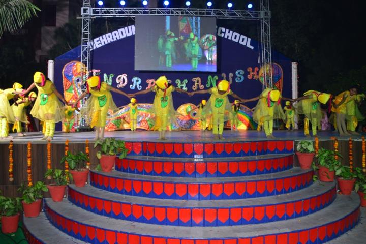Dehradun Public School-Events