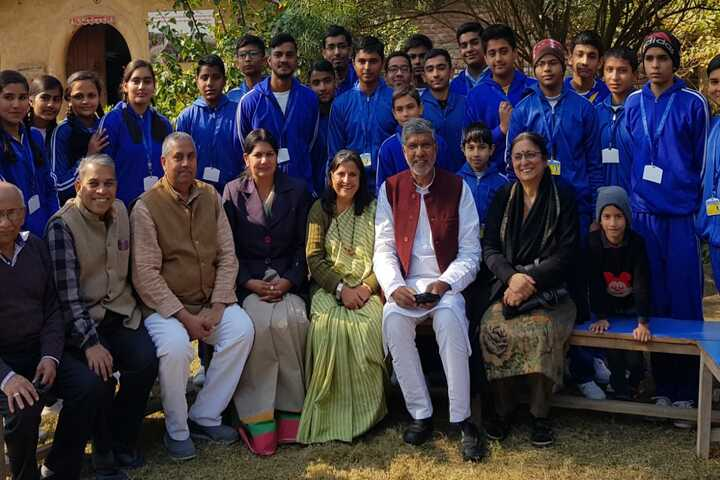 Delhi City School-Group Photo