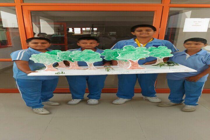 Delhi City School-Project Work