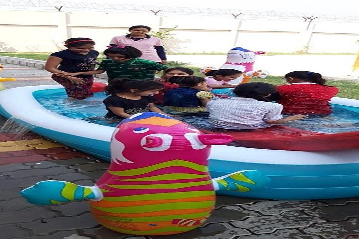 Delhi Global School-Swimming