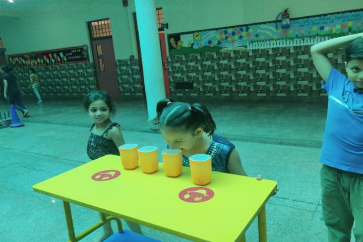 Delhi Global School-Activity-1