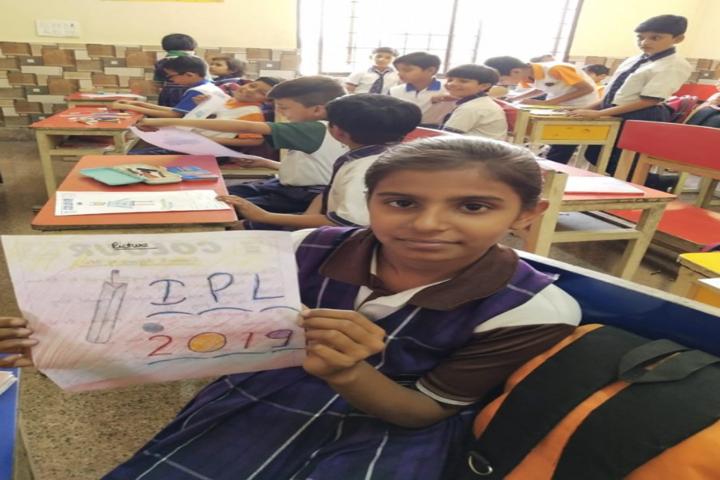Delhi Global School-Class room