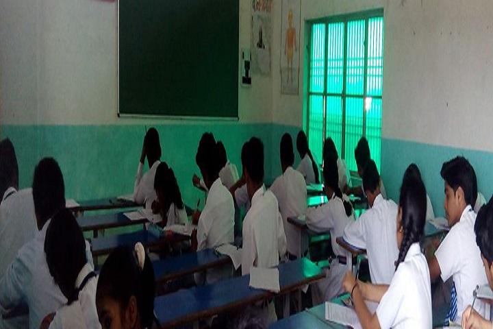 Delhi Public Convent School-Class